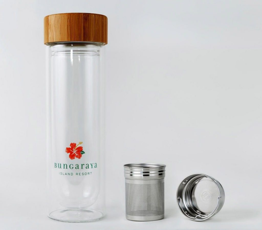 Bungaraya Glass Bottle