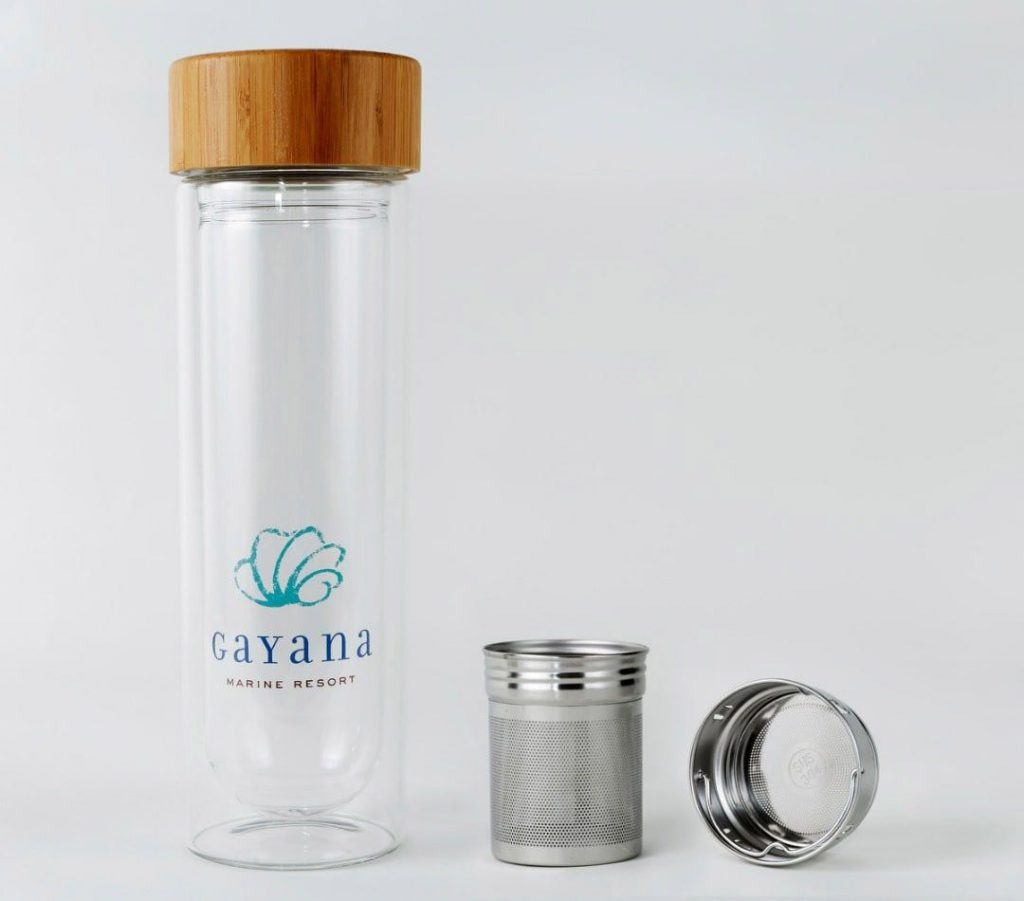 Gayana Glass Bottle
