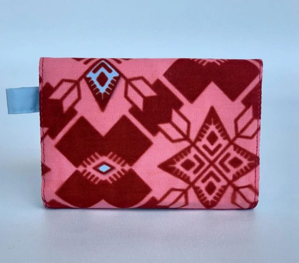 Changgih Red Mini Wallet Back